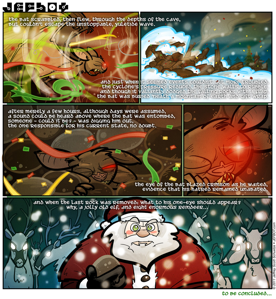 JEFBOT.402_The Christmas Bat V_part 2 of 3