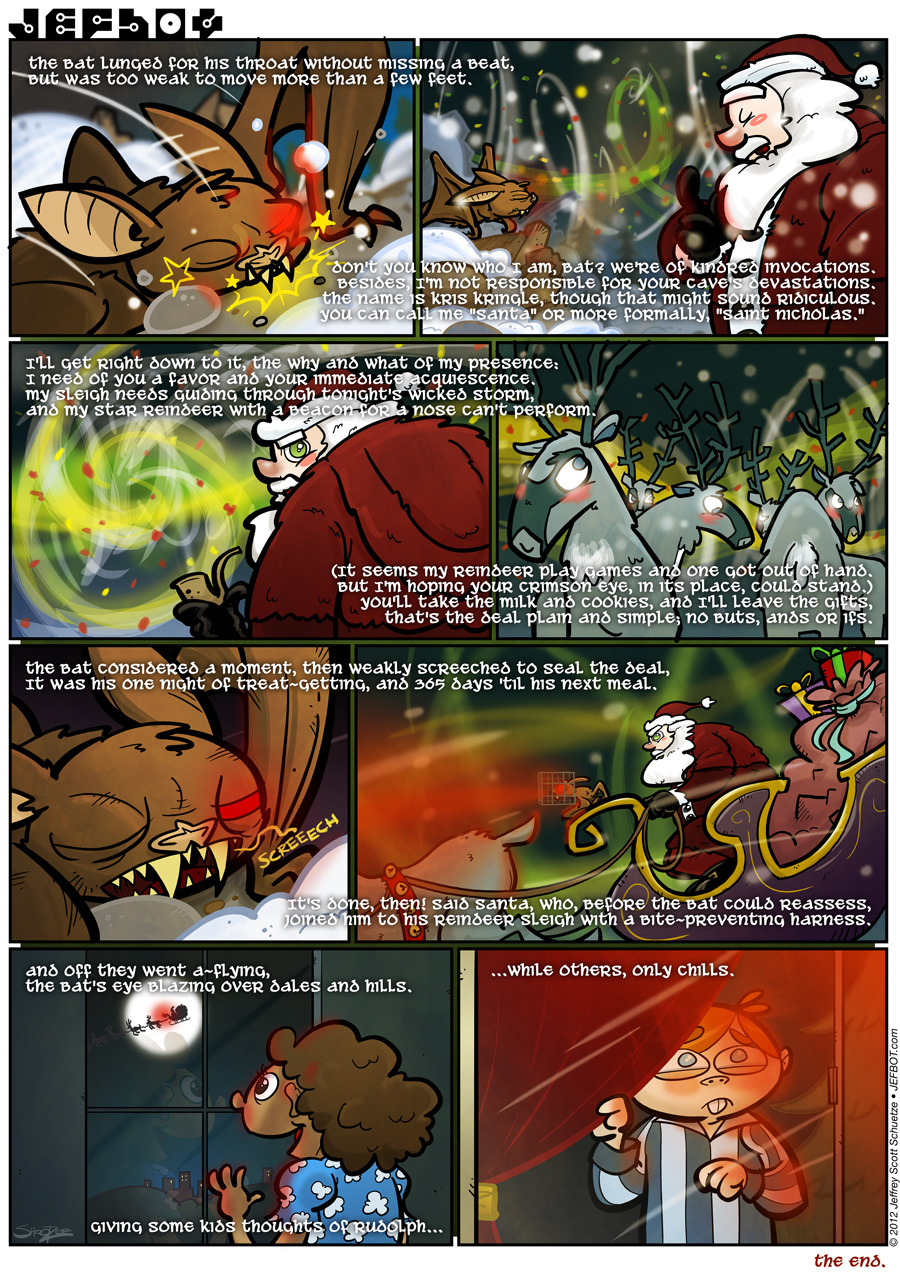 JEFBOT.403_The Christmas Bat V_part 3 of 3