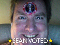 sean voted