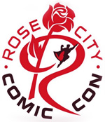 Rose City Comic Con logo