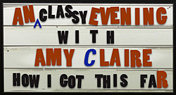 An Classy Evening With Amy Claire Logo
