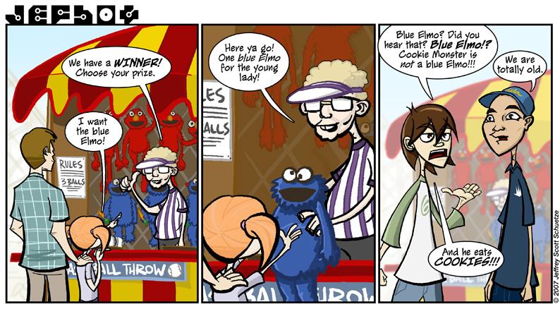 JEFBOT.12_Blue Elmo